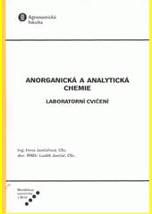 Anorganicka A Analyticka Chemie Portaro Library Catalog